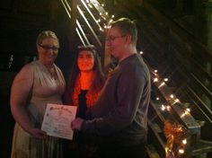 These 2 tied the knot at Silverdale Falls in Silverton, OR on Halloween. Oddly enough, there is no explanation to why I seem to be glowing here, but this isnt the first time I've been told I have a light or aura about me during ceremonies.