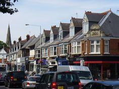 Weybridge Surrey, England
