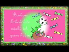 ▶ Osterhase komm - ein einfaches Osterlied - FROHE OSTERN :-) - YouTube