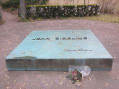 Viimeinen leposija - Johan Christian Julius Sibelius.