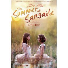 The Summer of Sangaile (aka Sangailes vasara) Movie Poster