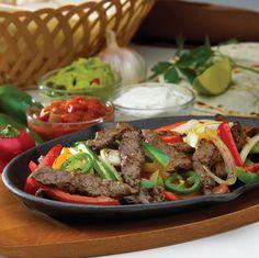Broil King Beef Fajitas recipe