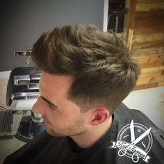 Restyle! Texturised quiff ##barber #barbering #barberlove #barbershop #barbershopconnect #shop #hair #haircut #hairstyle #menshair #cool #fresh #fade #fashion #newworldbarbers #mensfashion #tedjames #tedjamesbarbers