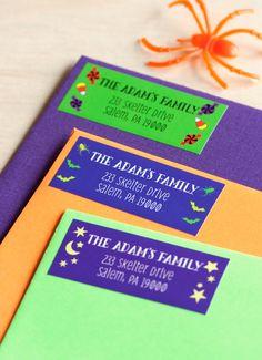 Jack-O-Lantern Party Invite #halloween #invitation #stationery #photo #papergoods #pumpkin #labels #stickers