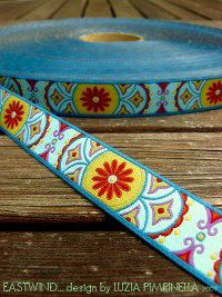 Eastwind Farbenmix Ribbon