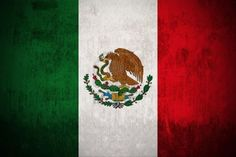 La bandera de Los Estados Unidos Mexicanos fue adoptada desde el 16 de septiembre de 1968, Es uno de los símbolos patrios más significativos de esta nación, su día se celebra el 24 de febrero.  Verde: Esperanza. Blanco: Unidad. Rojo: La sangre de los héroes nacionales.  A nivel internacional, la bandera de México puntea entre las más hermosas del mundo segun diversas encuestas por internet a nivel internacional.