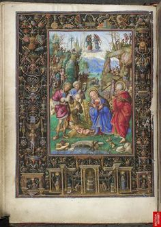 Book of Hours, formerly known as 'The Albani Hours' Italy, c. 1500