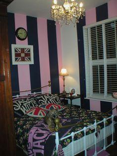 Jack Wills Inspired Bedroom