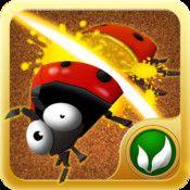 Ninja Bugs - takes the best of Fruit Ninja and the best of Ant Smasher and makes them better Ant, Yoshi, Ninja, Bugs, Ipad, Apple, Fruit, My Favorite Things, Iphone