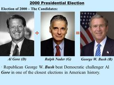 103 Best 2000 Presidential Election Images In 2019 2000