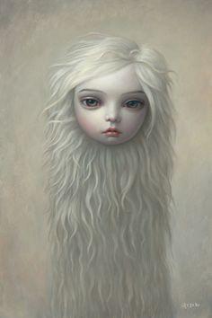 Fur Girl by Mark Ryden                                                                                                                                                                                 More