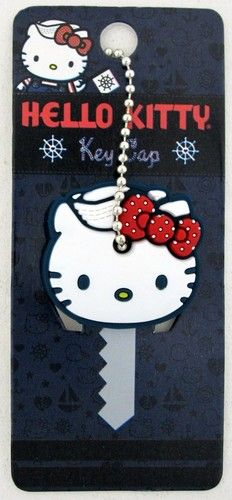 I bought it at a Japanese book store in Little Tokyo, CA. Loungefly Hello Kitty, Key Caps, Key Covers, Japanese Books, I Love Cats, Sailor, Barbie, Dots, Snoopy