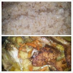 Curry turkey wings and rice Turkey Wings, Sunday Night, I Love Food, Brows, Dinner Ideas, Caribbean, Foodies, Grilling, Curry