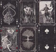 Arcana Playing Cards - RarePlayingCards.com - 12