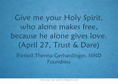 April 27, Trust & Dare
