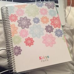 """""""So in love with my new @erincondren life planner. This has truly been keeping me more organized since the year started and I'm so excited to start…"""" Erin Condren Life Planner, Time Management, Fans, Organization, Creative, Instagram, Getting Organized, Organisation, Tejidos"""