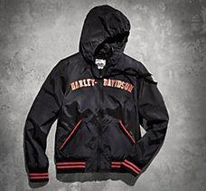 Brewster Nylon Jacket
