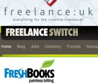 Resources for new freelance web designers: https://www.heartinternet.uk/blog/article/resources-for-new-freelance-web-designers/