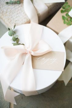 ARTISAN GIFT BOXES Marigold & Grey creates artisan gifts for all occasions. Wedding welcome gifts. Wedding Welcome Gifts, Wedding Gifts, Wedding Gift Boxes, Wedding Gift Wrapping, Wedding Souvenir, Diy Wedding, Wedding Favors, Party Favors, Shower Favors