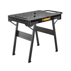 Dewalt 33 in folding portable workbench pinterest portable banco da lavoro pieghevole stanley fatmax express greentooth Image collections