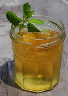 The Lemon Balm herb can be used as a mosquito repellent, an antiviral, an antibiotic, an anxiolytic or sedative, and an antioxidant. Click for this refreshing lemon balm cooler recipe.