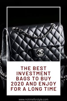 The best designer handbags to buy 2020. Most beautiful and trending investment bags for fashionable women to buy right now. 2020 fashion. Best luxury handbags 2020. #handbags #fashion #2020fashion #chanel #vuitton #hermès #dior #ysl #gucci #celine #chloé #designerbags #investmentbags Classic Handbags, Best Handbags, Vintage Handbags, Luxury Handbags, Designer Handbags, Classy Fall Outfits, Dior Saddle Bag, Stella Mc, Celine Bag