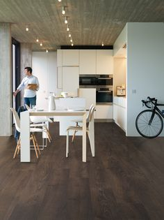 Can I use Quick-Step Laminate in my kitchen? - General - Quick-Step UK
