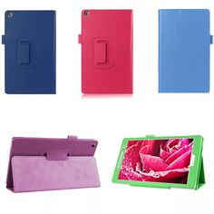 CY Fashion Stand Flip Protective PU Leather Lichee Case Cover For Asus ZenPad 8.0 Z380 Z380C Z380KL Z380M Z380KNL 8 inch Tablet #Affiliate