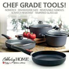 CELEBRATING HOME COOKWARE