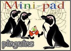 Minipad pinguïns :: mini-pad-pinguins.yurls.net