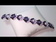 Bracelet Making, Jewelry Making, Beaded Jewelry, Handmade Jewelry, Japanese Jewelry, Beaded Bracelets Tutorial, Jewelry Model, Diy And Crafts, Beads
