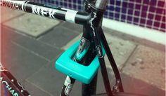 Knog - Bouncer - U-Locks - Locks - Cycling