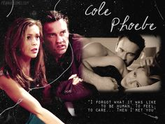 Julian McMahon & Alyssa Milano as Cole & Phoebe - My favourite Charmed couple! Phoebe Charmed, Charmed Tv Show, Charmed Sisters, Phoebe And Cole, Julian Mcmahon, Charmed Book Of Shadows, Movie Couples, Love Stars, Damon Salvatore