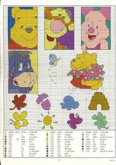 ru / Фото - Disney a punto croce - Chispitas Disney Cross Stitch Patterns, Cross Stitch For Kids, Cross Stitch Boards, Cross Stitch Baby, Cross Stitch Samplers, Cross Stitch Designs, Cross Stitching, Disney Stitch, Blackwork Embroidery