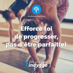 Try to progress to not be excellent Sport Motivation, Fitness Motivation Quotes, Inspiration Entrepreneur, Revolution, Positive Attitude, How To Stay Motivated, Girl Power, Self Love, Quotations