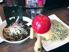 聖誕餐沾麵 美味い#劍玉 #けん玉 #剣玉 #kendama #ラーメン #xmas #hk #hongkong by powahl