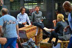 Intervención Urbana: Mobiliario Urbano Pop-Up! Espacios públicos de juego y bienestar
