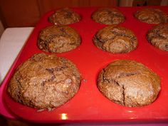 Pink-Vegan: Gingerbread Muffins