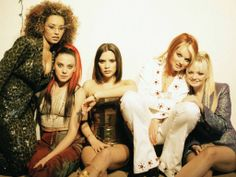 spice girls! i loved them so much, sporty forever