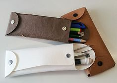 Mondbresal: Ausprobiert: SnapPap - das vegane Leder - mit einem Plotterfreebie