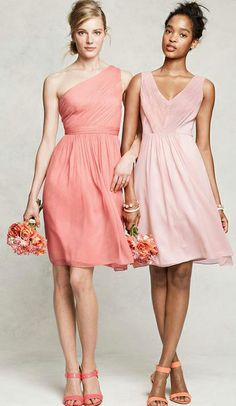 Pretty in pink #jcrewwedding