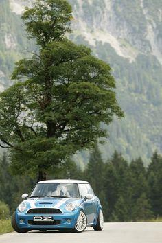 "Superturismo WRC 18"" on Mini Cooper S #OZRACING #RACING #SUPERTURISMO #RIM #WHEEL"