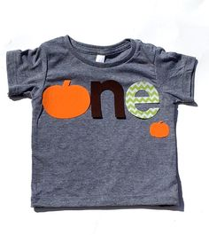 Halloween//Fall Birthday Theme Letters //Fabric Iron On Appliques//Boy & Girl Designs  by onceuponadesign.etsy.com