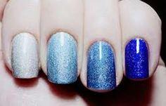 Uñas decoradas color azul, uñas decoradas color azul tonos.   #coloresuñas #colornailsdesign #tonosdeuñas