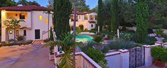 Spanish-Style Estate with Hollywood Pedigree   coolhouses.frontdoor.com