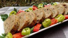 Meatloaf, Meat Recipes, Baked Potato, Sushi, Turkey, Japanese, Baking, Dinner, Ethnic Recipes