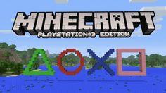 Sony anuncio la fecha de salida de Minecraft para PlayStation 3, sera mañana 17 de Diciembre y el juego tendrá las mismas características que tiene en las otras consolas.  #minecraft #videojuegos #playstation3
