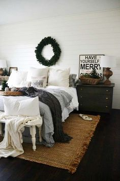 The Christmas season is all about getting cozy, festive and spicing up your home with some holiday spirit, putting you and your family in a joyous mood.