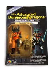 Advanced Dungeons and Dragons Warduke by LJN