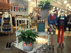 Eye Candy :: Store Inspiration :: Effortless Anthropologie